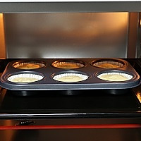 核桃杯子蛋糕#美的烤箱菜谱#的做法图解7