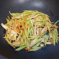 风味腐竹烩芹菜的做法图解9