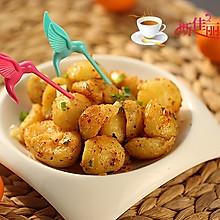 香煎小土豆#舌尖上的春宴#