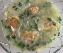 萝卜丝蛋汤的做法