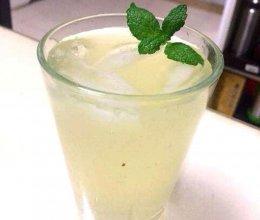 柠檬冰水的做法