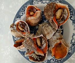 清蒸海螺的做法