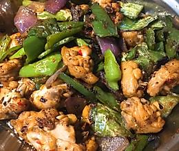 超简单的美味青椒鸡翅的做法