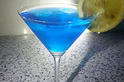 蓝色海岸 鸡尾酒
