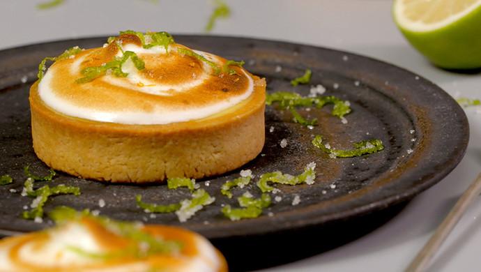 柠檬挞|美食台