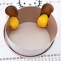 胡萝卜小熊吐司的做法图解9