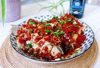 #橄享国民味 热烹更美味#剁椒鱼头的做法
