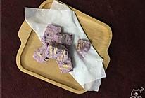 紫薯棉花糖雪花酥的做法