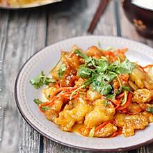 #母亲节,给妈妈做道菜# 家常小炒——锅包肉