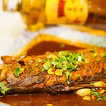 臭鳜鱼#金龙鱼外婆乡小榨菜籽油 我要上春碗#