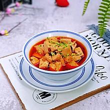#精品菜谱挑战赛#肉糜香辣豆腐