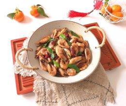 油焖甜虾#一道菜表白豆果美食#的做法