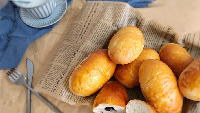 夹心小面包