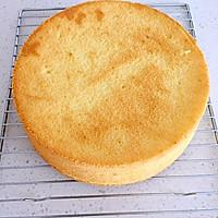 8寸戚风蛋糕的做法图解13