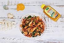 韭菜炒河虾#太太乐鲜鸡汁蒸鸡原汤#的做法