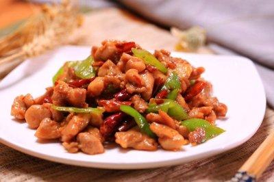 湘菜農家炒雞丁-迷迭香