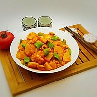 番茄青椒土豆