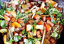 胡萝卜土豆炖牛肉丁的做法
