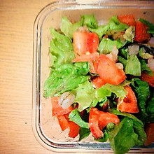 HealthyEating之 牛油果虾仁沙拉