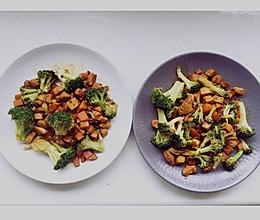 地中海低碳水化合物减脂午餐的做法