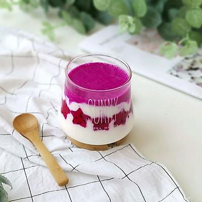 火龙果酸奶