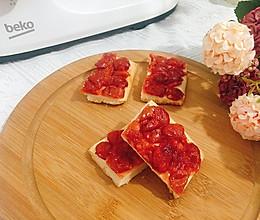 """#""""莓""""好春光日志#山楂果酱酥的做法"""