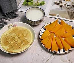#肉食者联盟#一锅三菜-大米粥/蒸南瓜/鸡蛋羹   格瑞美厨的做法