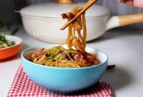冬季暖身菜,猪肉蘑菇炖粉条的做法