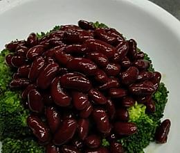 鲍汁红腰豆的做法