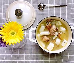 清肺温补 | 山药麻鸭汤的做法