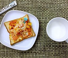 学生早餐的做法