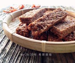 红糖燕麦条的做法