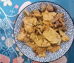 家常炒豆腐,好吃的秘密的做法