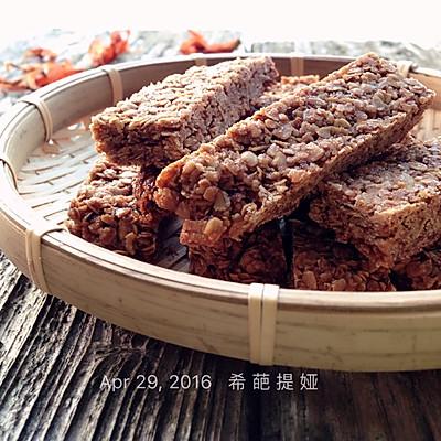 红糖燕麦条