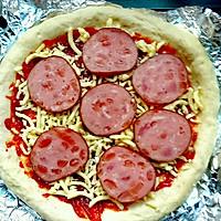 披薩的做法圖解4