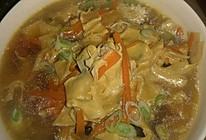 卤味豆腐皮的做法