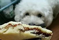 红豆沙酥(低糖低油)脆的掉渣的做法