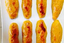 奶香红薯的做法