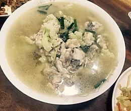 鱼片汤的做法