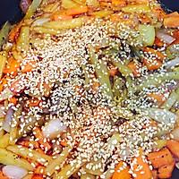胡萝卜土豆馅饼「吃它」的做法图解3