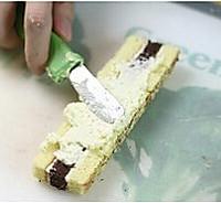 双色棋格奶油蛋糕的做法图解19