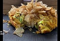 #美食视频挑战赛#低脂大阪烧的做法