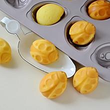 #全电厨王料理挑战赛热力开战!#柠檬小蛋糕