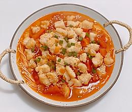 年夜菜|福满人间·番茄龙利鱼汤的做法