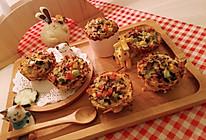 土豆鸡蛋塔(无油版)的做法