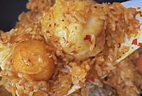 火锅底料蒸米饭的做法