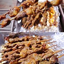 烤羊肉串㊙️腌制是关键❗️(烤箱版)
