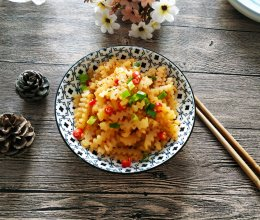 #一道菜表白豆果美食#狼牙土豆条的做法