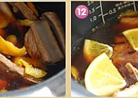 清新不油腻的鲜橙果酱焖烧脱骨排骨的做法图解11