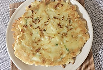 葱香土豆鸡蛋饼的做法
